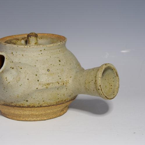 Warren Mackenzie Teapot - side handle