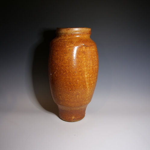 Warren MacKenzie Tall Vase 14""