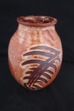 warren mackenzie finger swipe vase