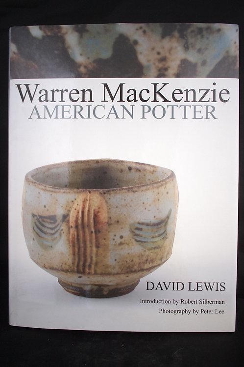 Book: Warren Mackenzie American Potter