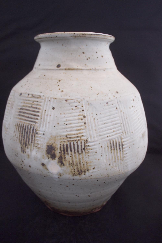 MacKenzie paddled vase