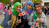 Why Arab Canadians should be in the Front Seat