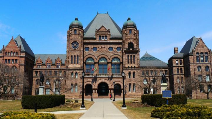 Ontario premier concedes defeat ahead of next week's polls
