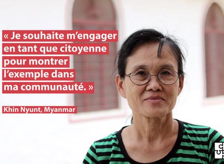 """""""Faciliter et valoriser l'engagement citoyen !"""""""