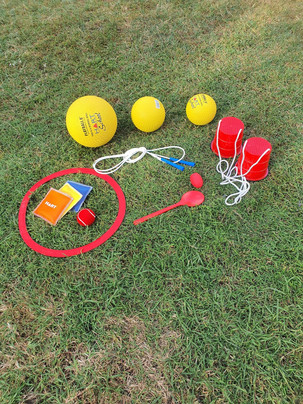 Obstacle Course Set