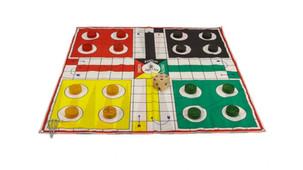 2-in-one Ludo & Backgammon