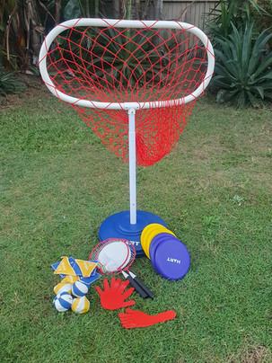 Frisbee Catcher Set