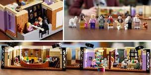 Friends Apartment & Central Perk