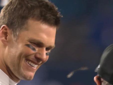 Brady Does It Again!