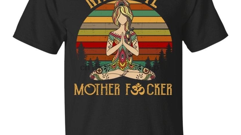 Om Namaste Yoga T-Shirt Namaste