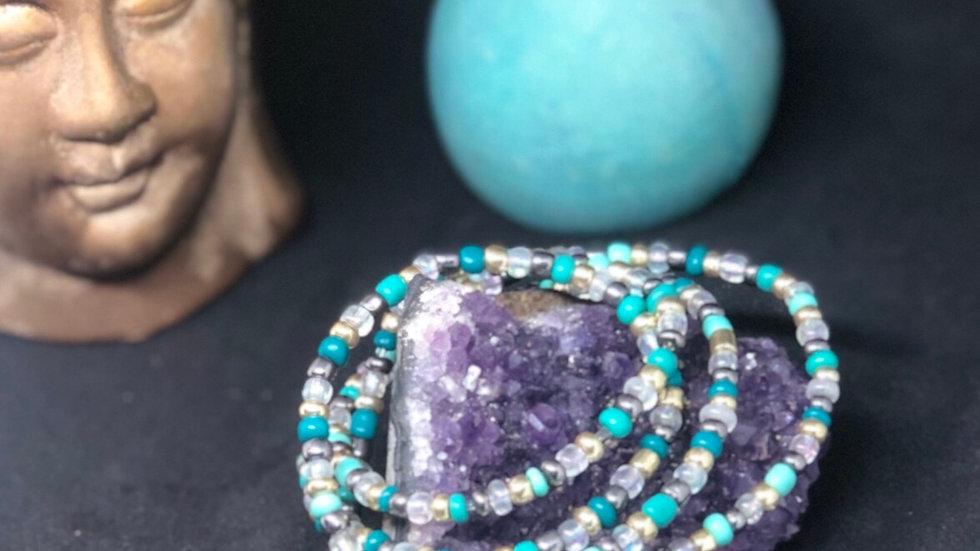 Ocean 🌊 Goddess Waist Beads