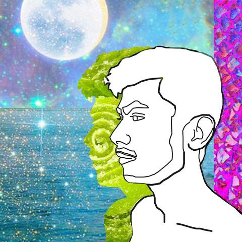 Portrait of Praman