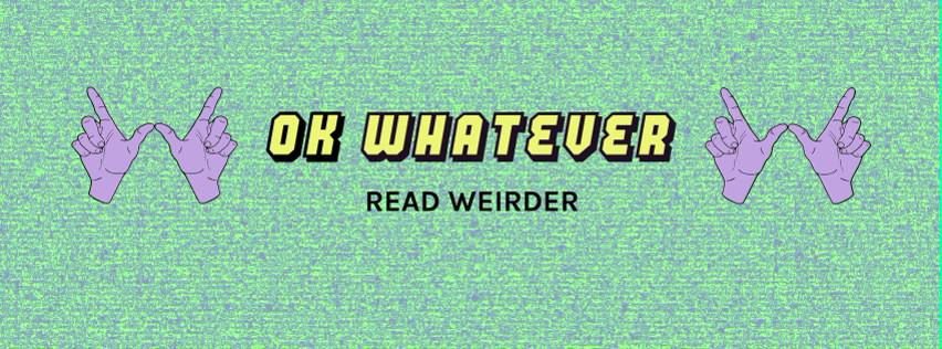 Ok Whatever Facebook Banner