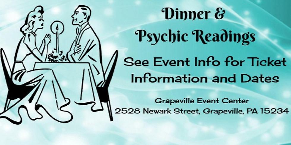 Dinner & Psychic Readings
