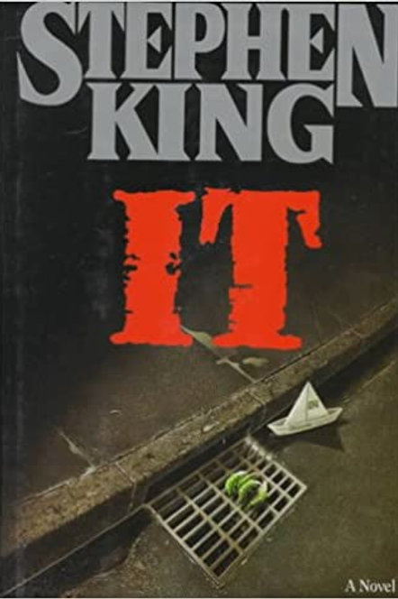 It by Stephen King (used)