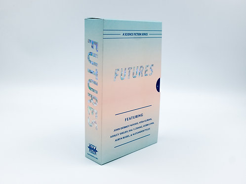 Futures: A Science Fiction Series Box Set