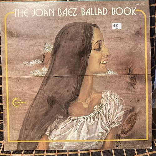 The Joan Baez Ballad Book USED