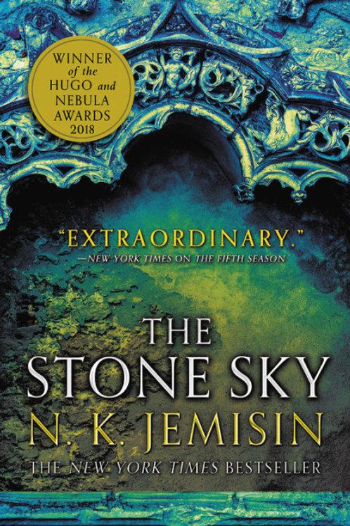 The Stone Sky (The Broken Earth #3) by N. K. Jemisin