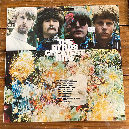 The Byrds Greatest Hits USED