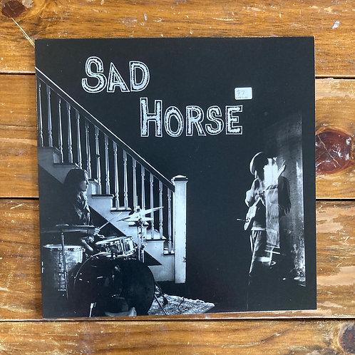 Sad Horse, S/T USED