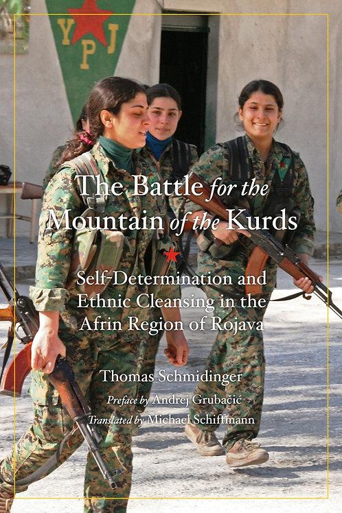 Battle for the Mountain of the Kurds by Thomas Schmidinger