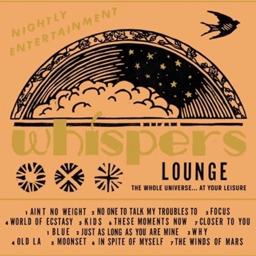 "Various Artists, ""Whispers: Lounge Originals"""