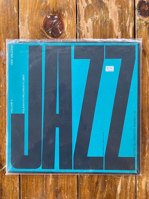 "Various, ""Jazz Volume 3: New Orleans"" USED"