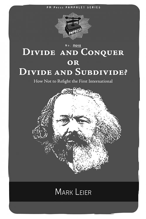 Divide and Conquer or Divide and Subdivide? How Not to Refight the First...