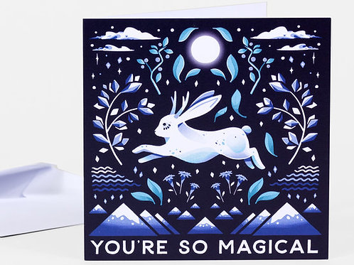 You're So Magical card