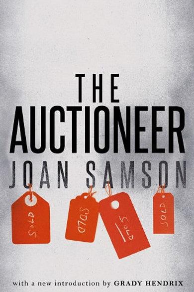 Auctioneer by Joan Samson