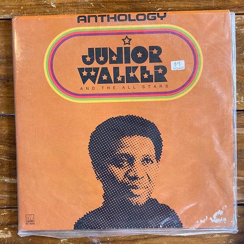 "Junior Walker & the All-Stars, ""Anthology"" USED"