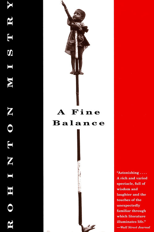 A Fine Balance by Rohinton Mistry (used)