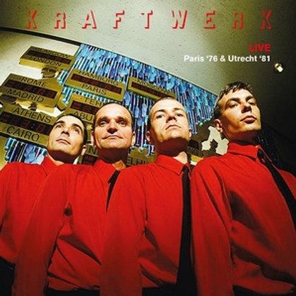 "Kraftwerk, ""Live Paris '76 & Utrecht '81"""