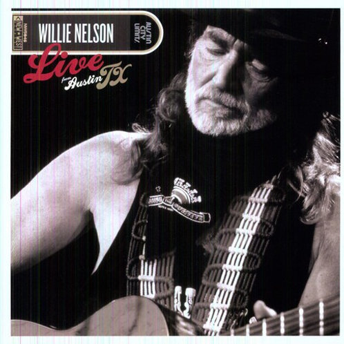 "Willie Nelson, ""Live from Austin City Limits"""