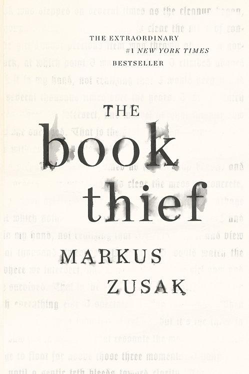 The Book Thief by Markus Zusak (used)