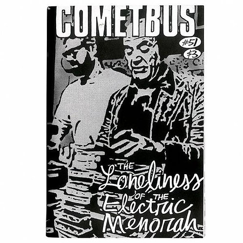 Cometbus #51: The Loneliness of the Electric Menorah