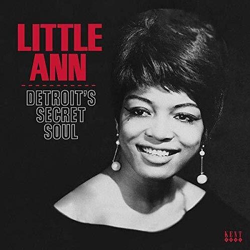 "Little Ann, ""Detroit's Secret Soul"""