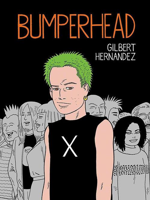 Bumperhead by Gilbert Hernandez