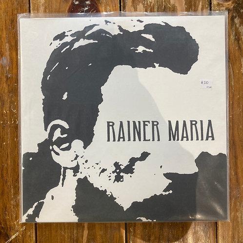 """Rainer Maria, """"Catastrophe Keeps Us Together"""" USED"""