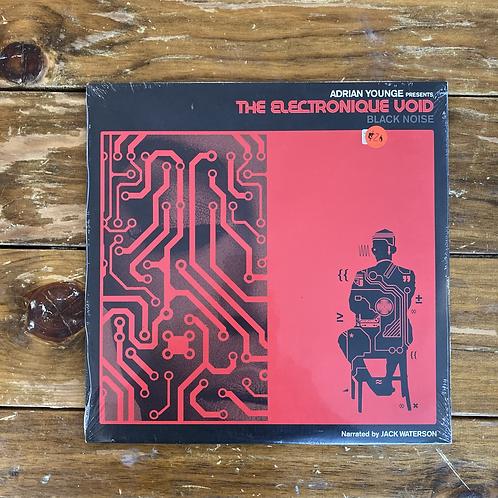 Adrian Younge Presents The Electronique Void (Black Noise) SEALED