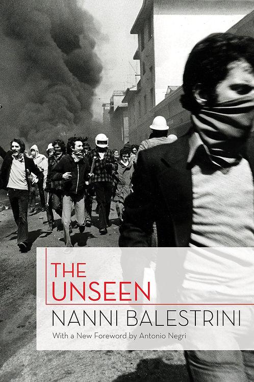 Unseen by Nanni Balestrini