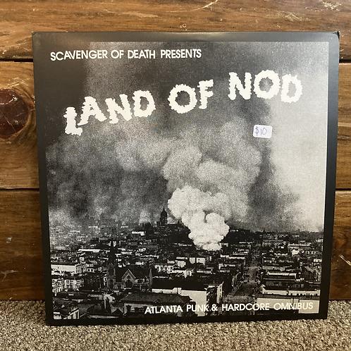 Land of Nod: Atlanta Punk & Hardcore Omnibus USED