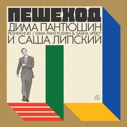 "Dima Pantyushin & Sasha Lipsky, ""Peshekhod"""