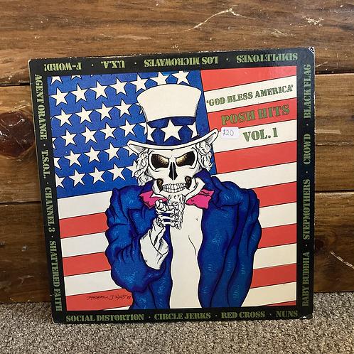 God Bless America: Posh Hits Vol. 1 USED