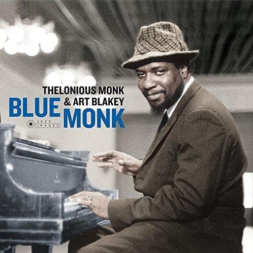 "Thelonious Monk & Art Blakey, ""Blue Monk"""