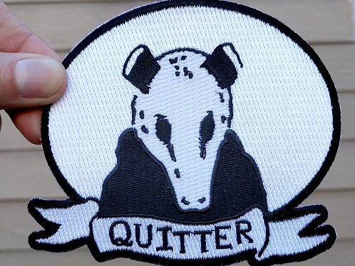 Quitter Patch
