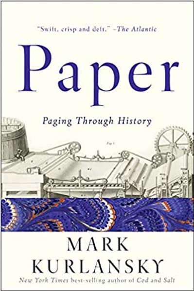 Paper: Paging Through History by Mark Kurlansky (used)