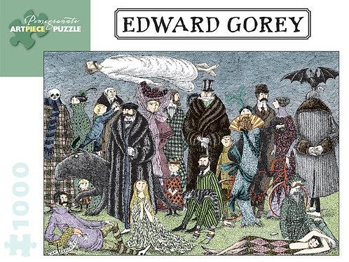 Edward Gorey 1,000-piece Jigsaw Puzzle