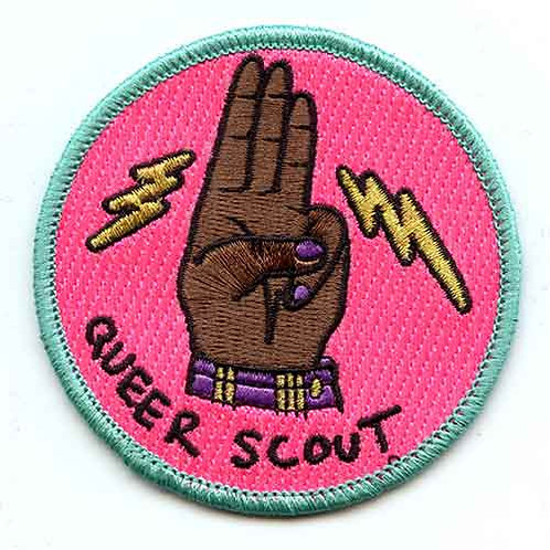 Queer Scout Patch