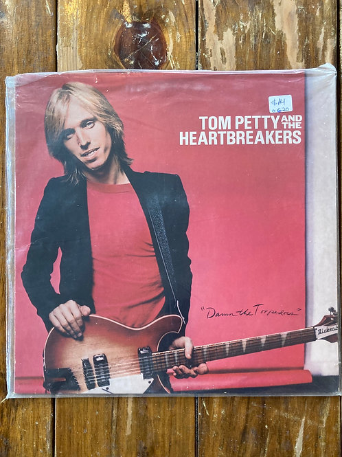 "Tom Petty and the Heartbreakers, ""Damn the Torpedoes"" USED"